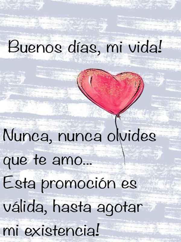 Buenos Dias Amor Imagenes Y Frases